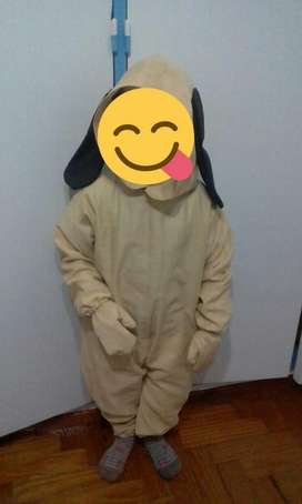 Disfraz Perro Niño