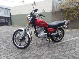 Suzuki Gn 125cc Año 2014 Vendo Permuto Financio