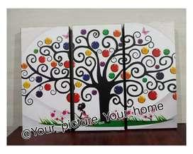 Cuadros para la decoración de tu hogar 53x27