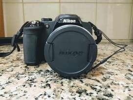 Cámara Nikon Coolpix P600