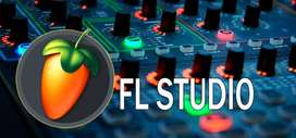 FL Studio 20 -Producción Musical +Mezcla Música en FL Studio