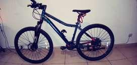 Bicicleta mtb Cannondale
