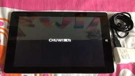 Tablet Marca Chuwi con Windows y android