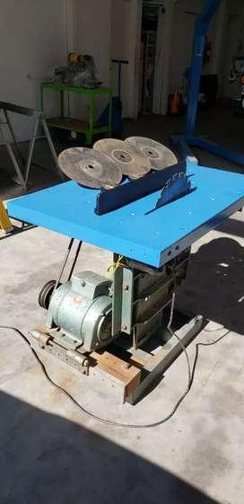 Sierra circular  para hierro y madera
