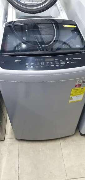 Vendo lavadora lg de 40 libras como nueva