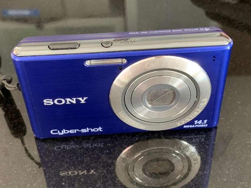 Camara Digital Sony 0