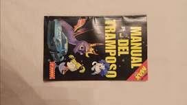 Revista De Colección Gamer Manual Del Tramposo