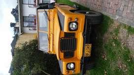 Land Rover Santana Modelo 1976
