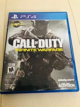 Call duty infinity war