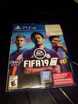 VENDO FIFA 19