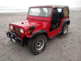 Vendo Jeep Militar