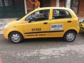 Se vende vehículo tipo TAXI