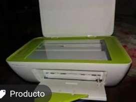Vendo multifuncional HP Ink Advantage 2135