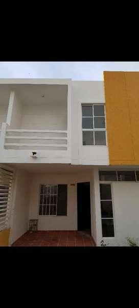 Vendo casa de esquina Santa Marta