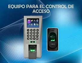 Control de acceso biométrico en Cali