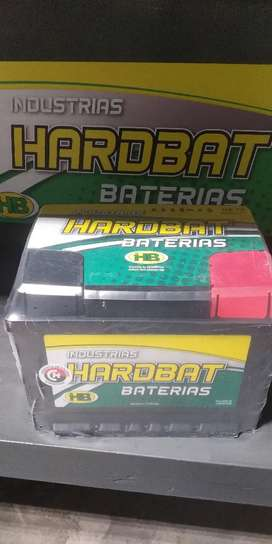 Batería 12 x 70 hard bat un año de garantía