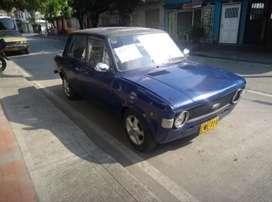 Fiat 128L  vehículo con pico uso motor reparado y varios extras