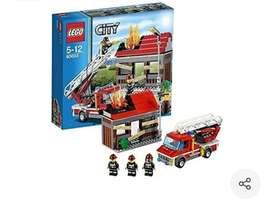 Lego City Fire 301pcs