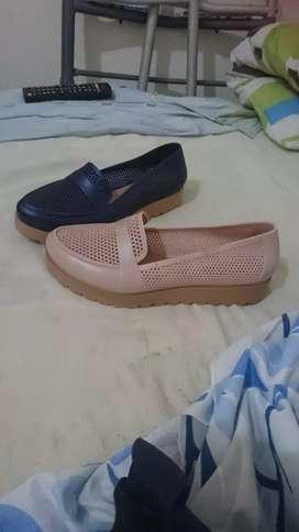 Zapatos solo para Cloro