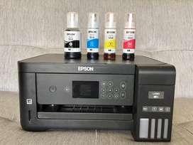 Impresora Epson multifuncional EcoTank® L4160