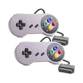 Control para SNES Super Nintendo Entertainment System