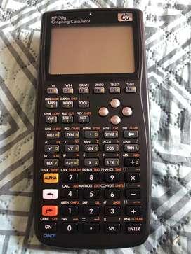 Calculadora/Graficadora HP
