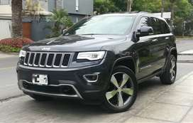 2014 JEEP GRAND CHEROKEE LIMITED REFULL no overland