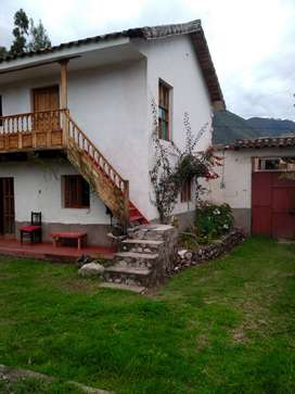 alquilo microdepartamento en Urubamba Cusco