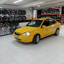 Se vende o permuta por carro de menor valor  taxi con cupo