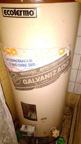 Vendo termotanque ecotermo 30 lts a gas  nunca se colocó