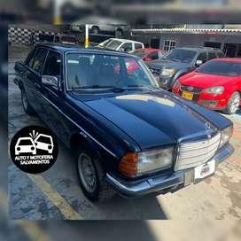 Mercedez-Benz 1980