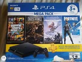 Vídeo juego PS4