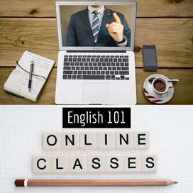 Online English 101 Clases Personalizadas