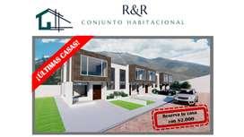 Modernas casas Inteligentes Sector  la Pampa