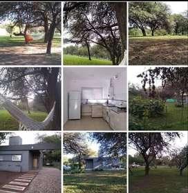 Alquiler Por Temporada Valle De Anisacate- Casa Y Pileta