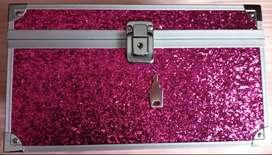 Caja maletín organizador metalica