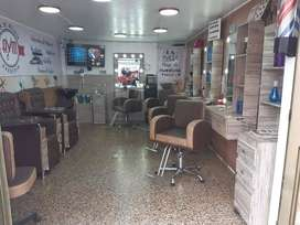 Se vende peluquería/Barberia