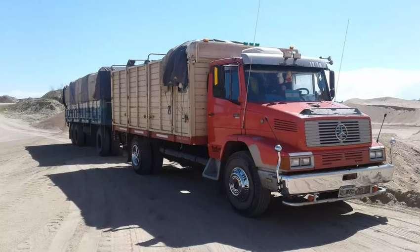 Vendo Camion 1215. Motor 1620 0