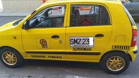 Taxi atos 2011 excelente estado
