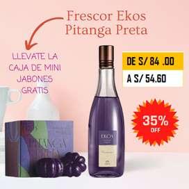 FRESCOR PITANGA PRETA / NATURA