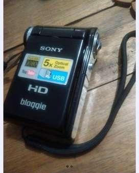 Filmadora Sony Bloogie HD