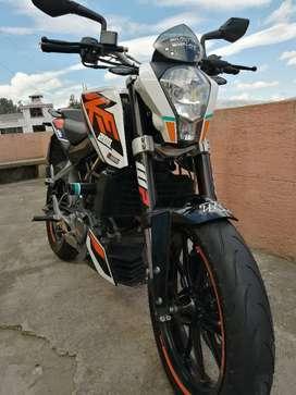 KTM Duke 200 Año2016