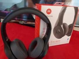 MOTOROLA Audifonos bluetooth y cable regulable