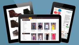 Desarrollo  Paginas web tiendas on Line