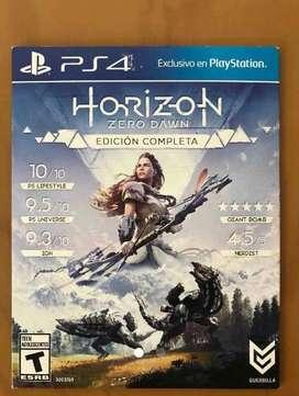 Horizon Zero Dawn Edicion Completa (PS4)