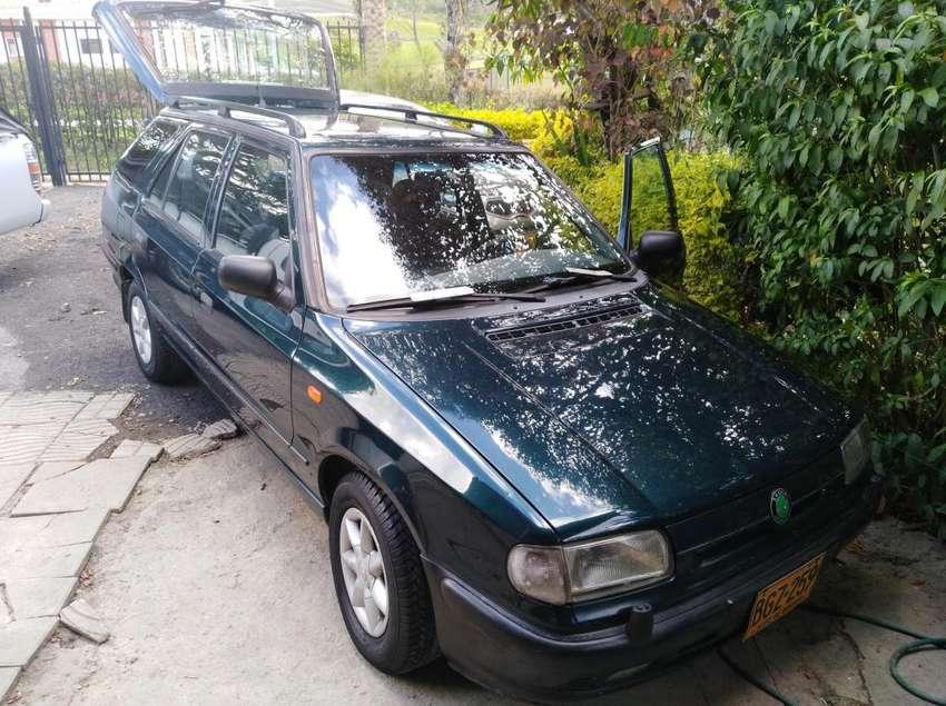 Skoda Felicia modelo 1996 0
