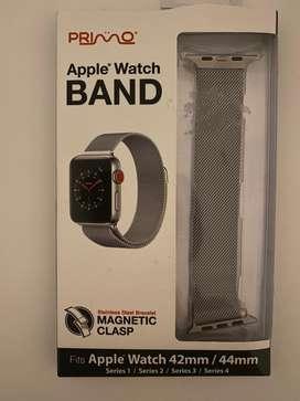 Vendo correa milanese apple watch 44mm