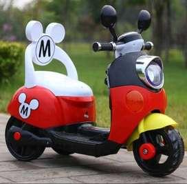 Motos A Batería Modelo Minnie Mouse Niño Niña