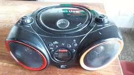 Radio MP3 CD y  USB