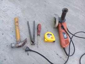 moladora y herramientas   4000 todo